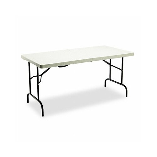 "Iceberg Enterprises Iceberg Indestruc-Tables Too™ 1200 Series Bi 60"" Rectangular Folding Table"