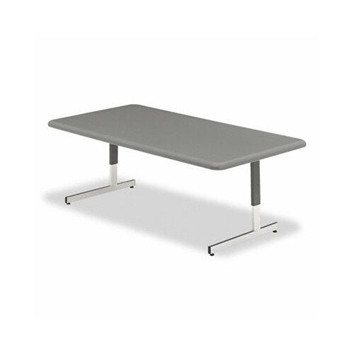 "Iceberg Enterprises Indestructable Too Resin 48"" W x 24"" D Utility Table"
