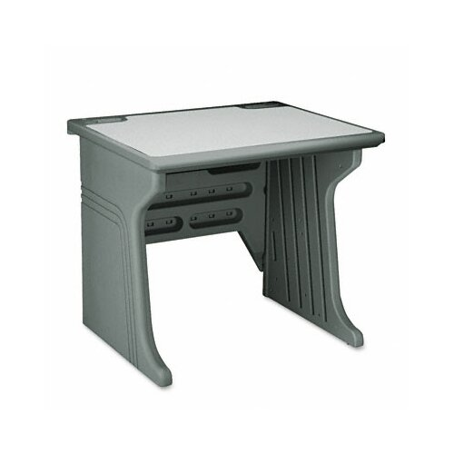 Iceberg Enterprises Aspira Modular Writing Desk Worstation