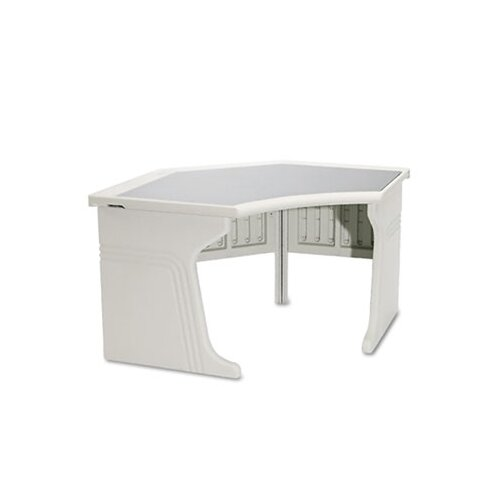 "Iceberg Enterprises Aspira Freestanding 65"" W x 39"" D Utility Table"
