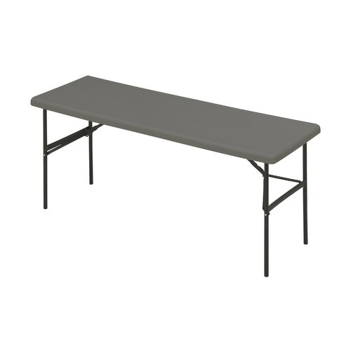 "Iceberg Enterprises Iceberg Indestruc table Too 1200 Series 72"" Rectangular Folding Table"
