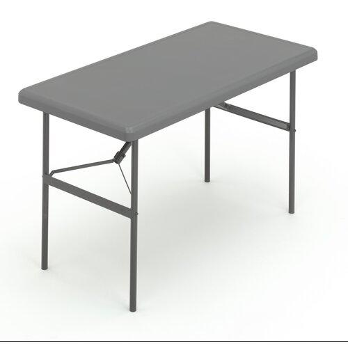 "Iceberg Enterprises Iceberg Indestruc table Too 1200 Series 48"" Rectangular Folding Table"