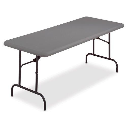 "Iceberg Enterprises Iceberg Indestruc table Too 1200 Series 60"" Rectangular Folding Table"