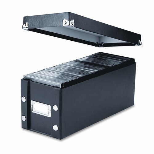 Ideastream Products Snap-N-Store CD Storage Box