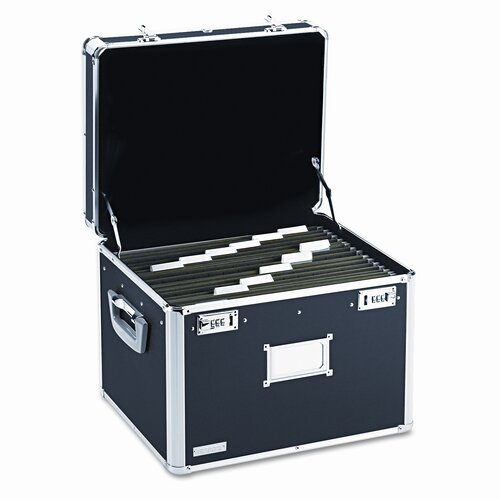 Ideastream Products Vaultz Locking File Chest Storage Box