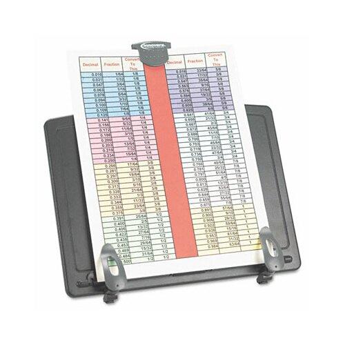 Innovera® Book Stand Freestanding Desktop Copyholder