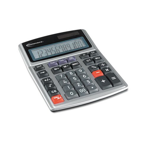 Innovera® Large Digit Commercial Calculator