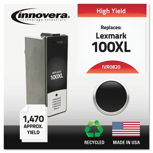 Innovera® 100XL Black Ink