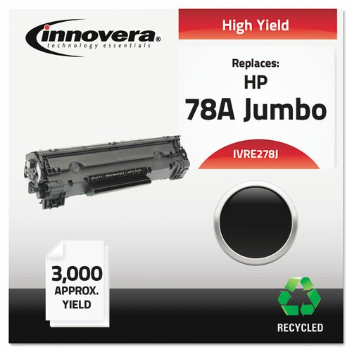 Innovera® 78A Jumbo Black Laser Toner