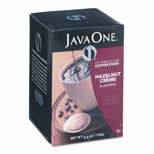 JAVA TRADING CO.                                   One Coffee Pod, 14/Box