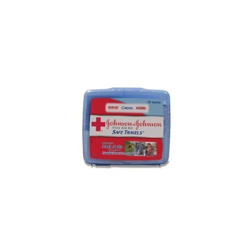 Johnson & Johnson Travels™ First Aid Kit