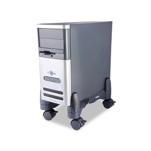 "Kantek 7"" H x 4.5"" W Desk Mobile CPU Stand"