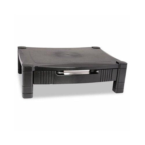 Kantek Height-Adjustable Stand with Drawer