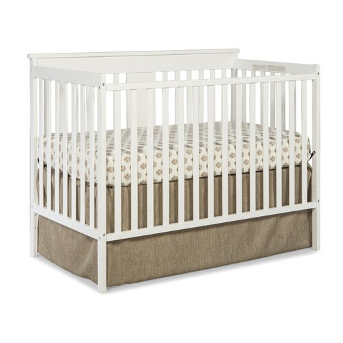 Mission Ridge Fixed Side Convertible Crib