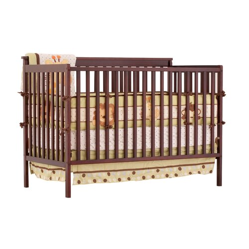Storkcraft Milan Fixed Side Convertible Crib Changer