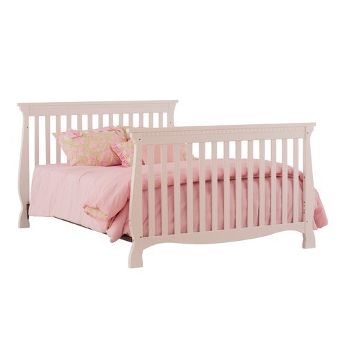Storkcraft Venetian Fixed Side Convertible Crib