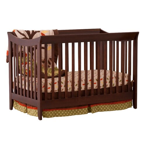 Storkcraft Giovanna Fixed Side Convertible Crib