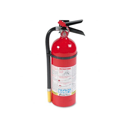 Kidde Fire and Safety Proline Pro 5 Mp Fire Extinguisher