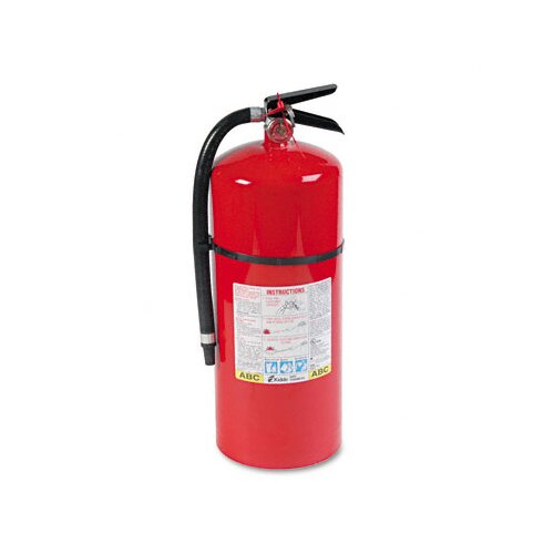 Kidde Fire and Safety Proline Pro 20 Mp Fire Extinguisher