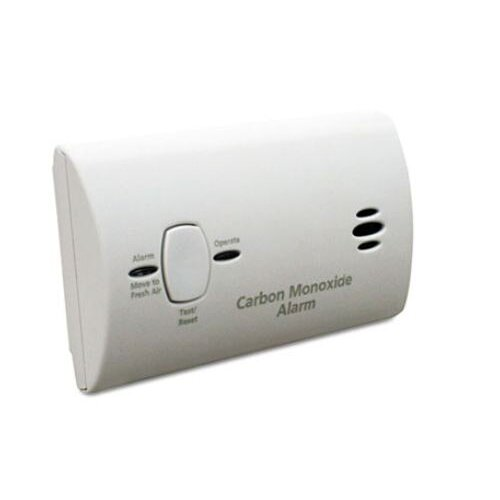 Kidde Fire and Safety Battery Powered Carbon Monoxide Alarm