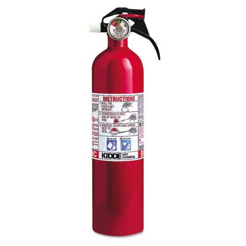 Kidde Fire and Safety Kitchen/Garage Fire Extinguisher