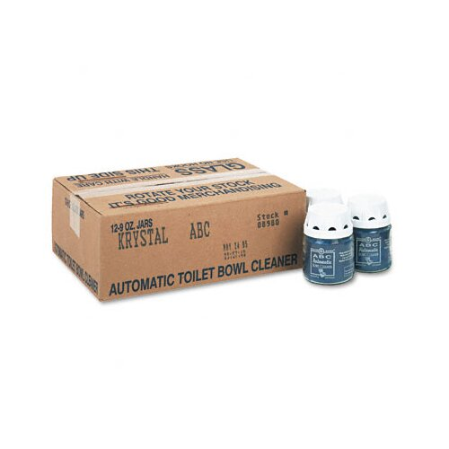 Krystal In-Tank Automatic Bowl Cleaner, 12/Carton