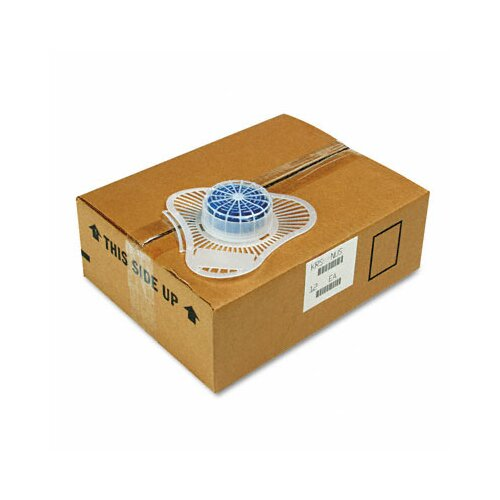 Krystal Urinal Screen WidthNon-Para Cleaner Block, 12 Screens/Box