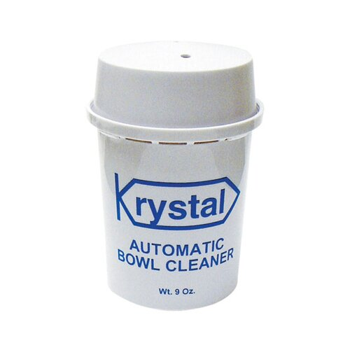 Krystal In-Tank Automatic Bowl Cleaner Liquid, 9-Ounce Canister