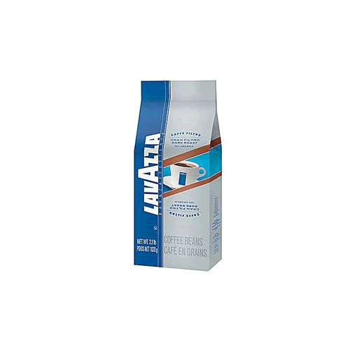 Lavazza Gran Filtro Dark Roast Whole Bean for Drip Filter (Case of 6)