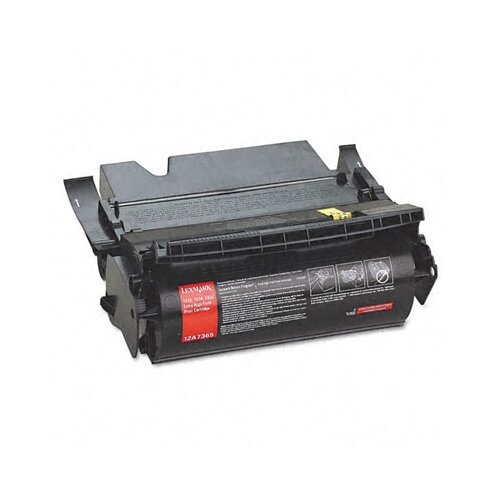 Lexmark International 12A7365 Extra High-Yield Toner, 32000 Page-Yield