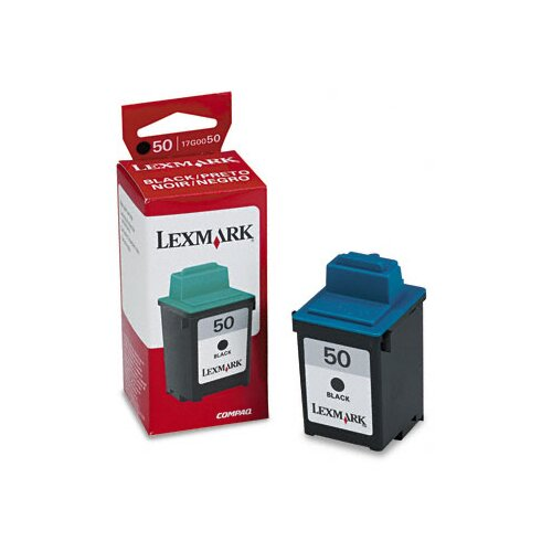 Lexmark International 17G0050 Ink Cartridge