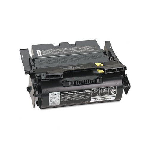 Lexmark International 64004HA High-Yield Toner for Labels, 21000 Page-Yield