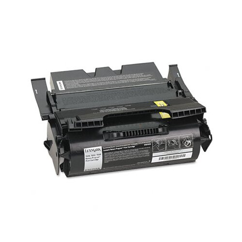 Lexmark International 64015SA Toner Cartridge, 6000 Page-Yield