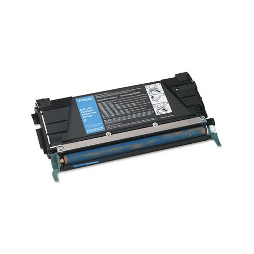 Lexmark International C5220CS Toner Cartridge, 3000 Page-Yield