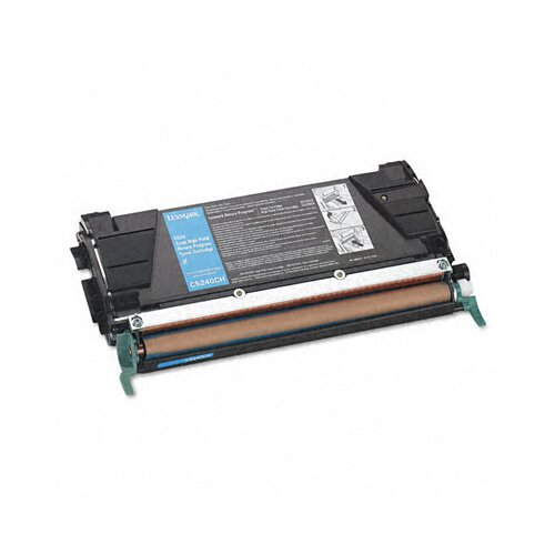 Lexmark International C5240CH High-Yield Toner, 5000 Page-Yield