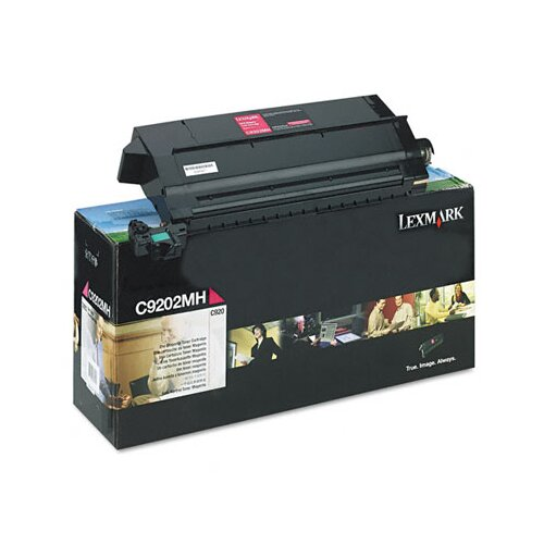 Lexmark International C9202MH Toner Cartridge, 14000 Page-Yield