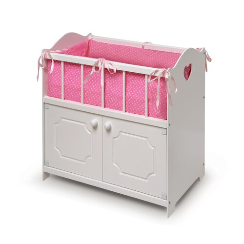 Doll Storage Crib
