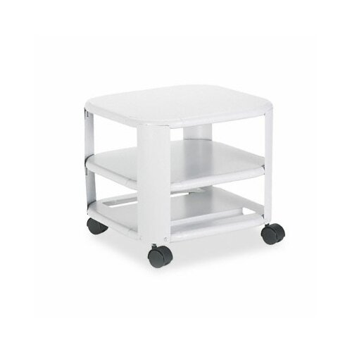 MEAD HATCHER Mead-Hatcher® Mobile Three-Shelf Printer Stand