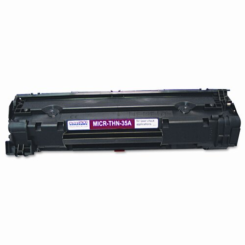 MicroMICR Corporation MICR Toner for LJ P1005, P1006, Equivalent to HEW-CB435A