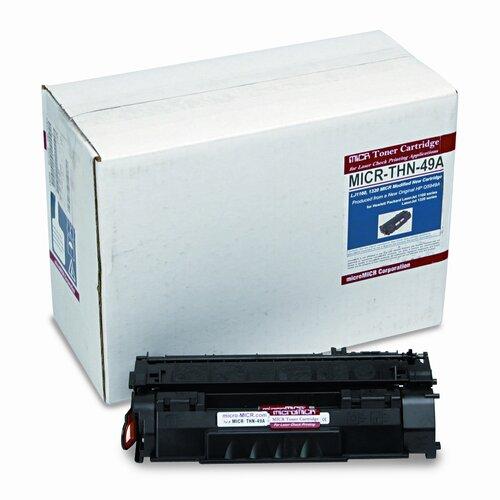 MicroMICR Corporation MICR Toner for LJ 1160,1320,1330, Equivalent to HEW-Q5949A