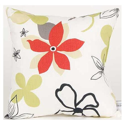 McKenzie Floral Pillow