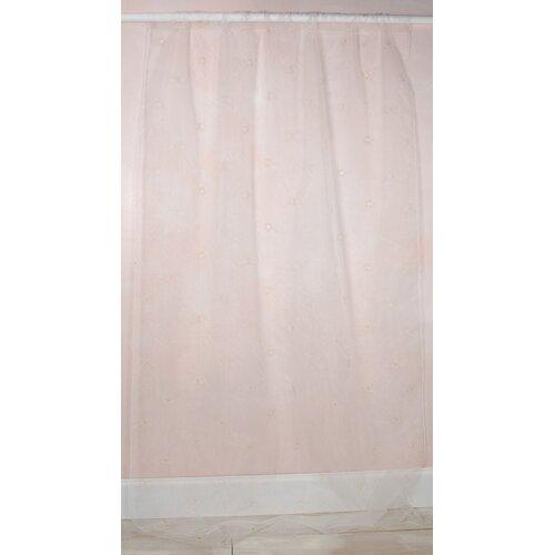 Glenna Jean Madison Cotton Tab Top Curtain Single Panel