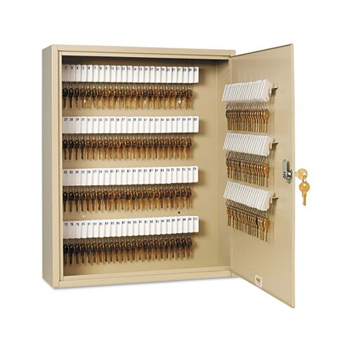 MMF Industries Steelmaster Uni-Tag Key Cabinet