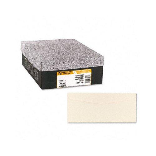 Neenah Paper Classic Crest #10 Envelope, 500/Box