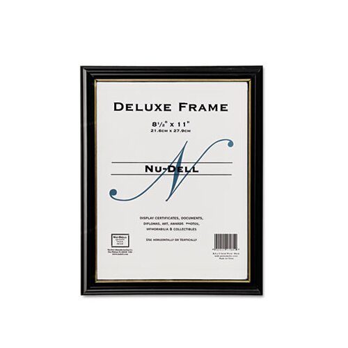 Nudell Plastics Value Pack Deluxe Document Frames (Set of 18)