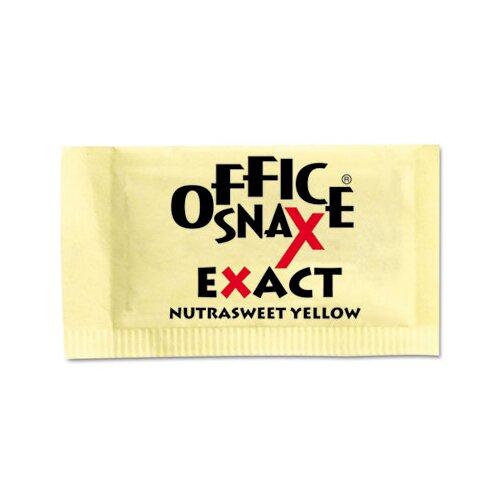 Office Snax Nutrasweet Sweetener, 2000 Packets/Carton