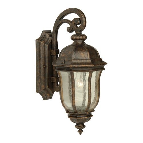 Craftmade Harper Traditional Outdoor Wall Sconce