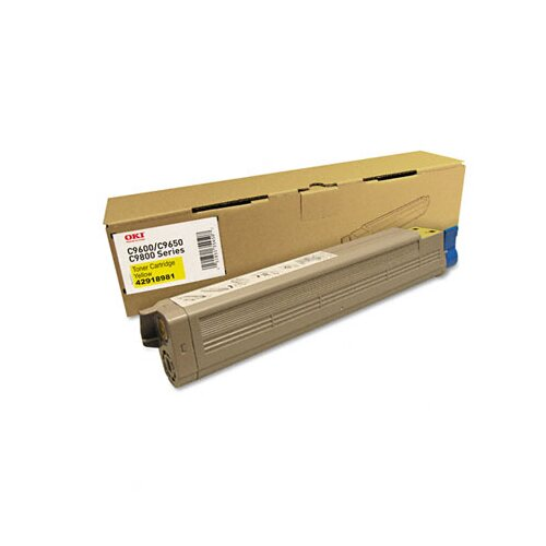 Toner Cartridge, 16500 Page-Yield