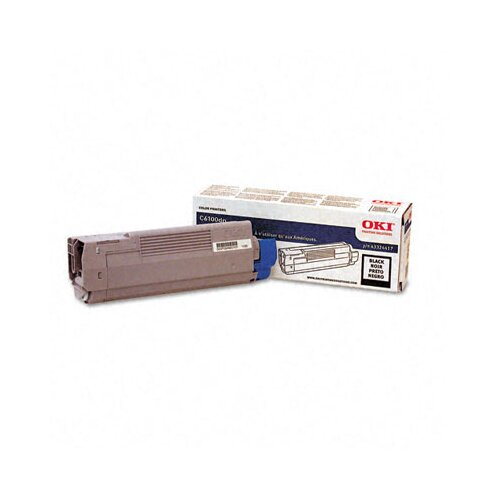 OKI Toner Cartridge, 6000 Page-Yield