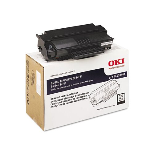 OKI Toner Cartridge, 4000 Page-Yield